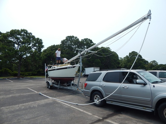 Mast stepping process sailboatowners forums in this article i describe in detail the mast stepping process i use on my ericson 25 publicscrutiny Gallery
