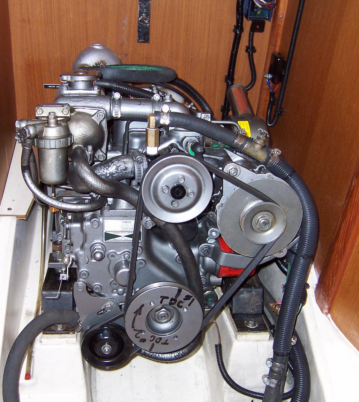 Yanmar valve adjustment | Sailboat Owners Forums