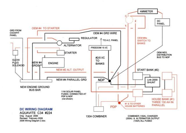 wiring diagram sailboatowners com forums rh forums sailboatowners com
