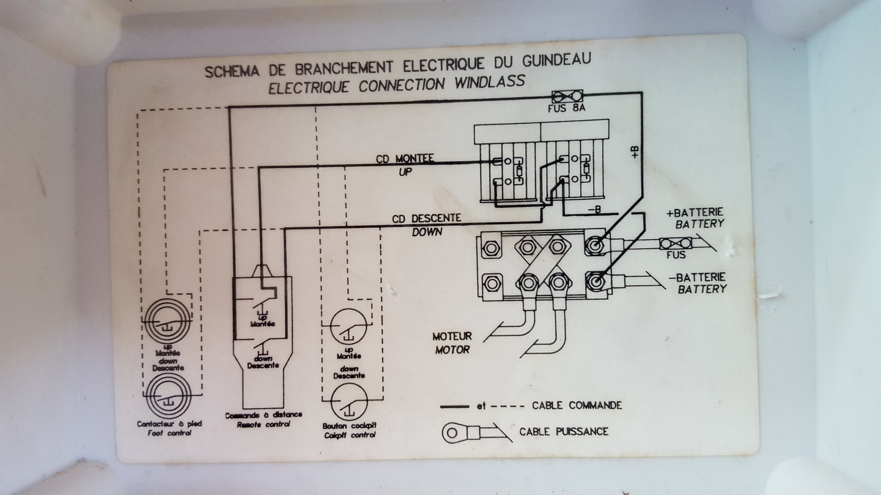 24401 Cole Hersee Solenoid Wiring Diagram Fuse Box Battery Isolator Leroy Somer Windlass Replacement Re Scheme Sailboatowners Rh Forums Com Sure Power Rc 700112 Rn