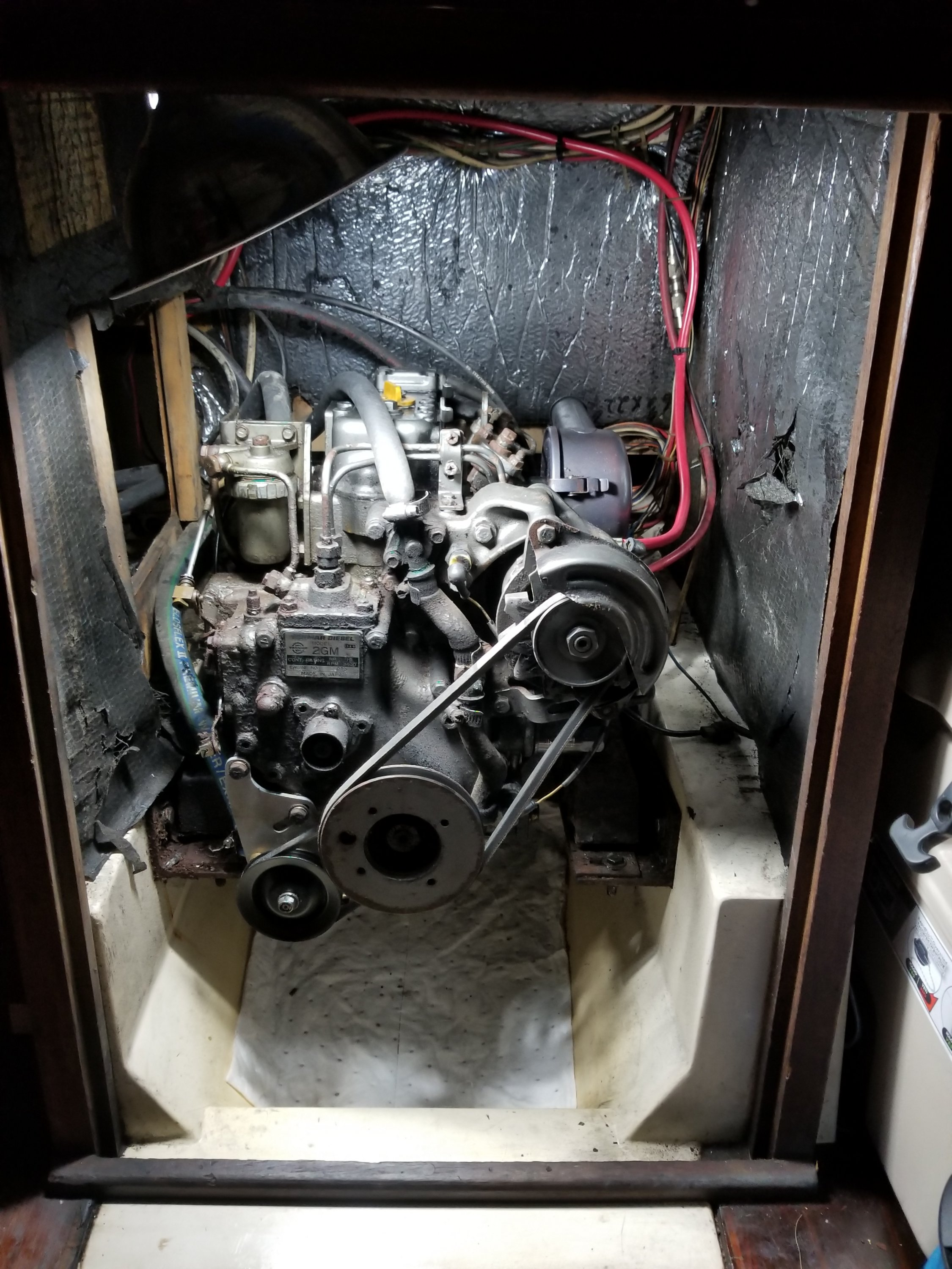 Life expectancy of yanmar Diesel engine | Sailboat Owners Forums