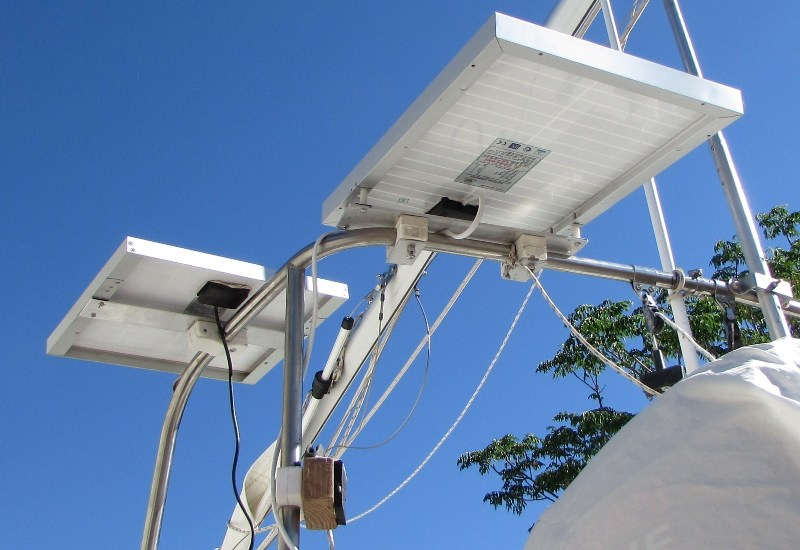 Small Solar Panel For Small Boat Sailboatowners Com Forums