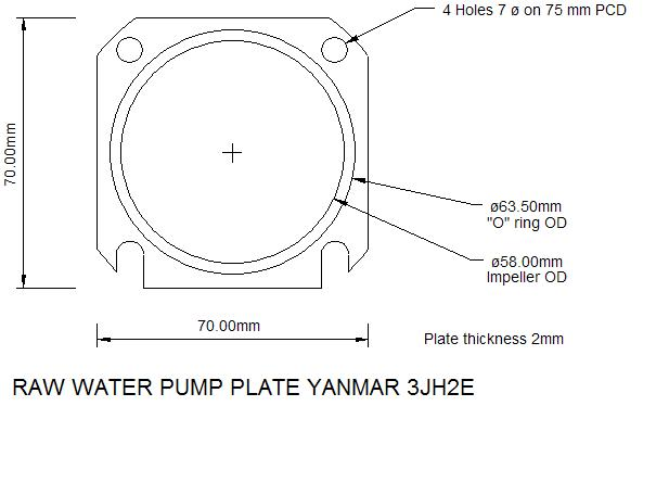 impeller replacement sailboatowners com forums  at edmiracle.co