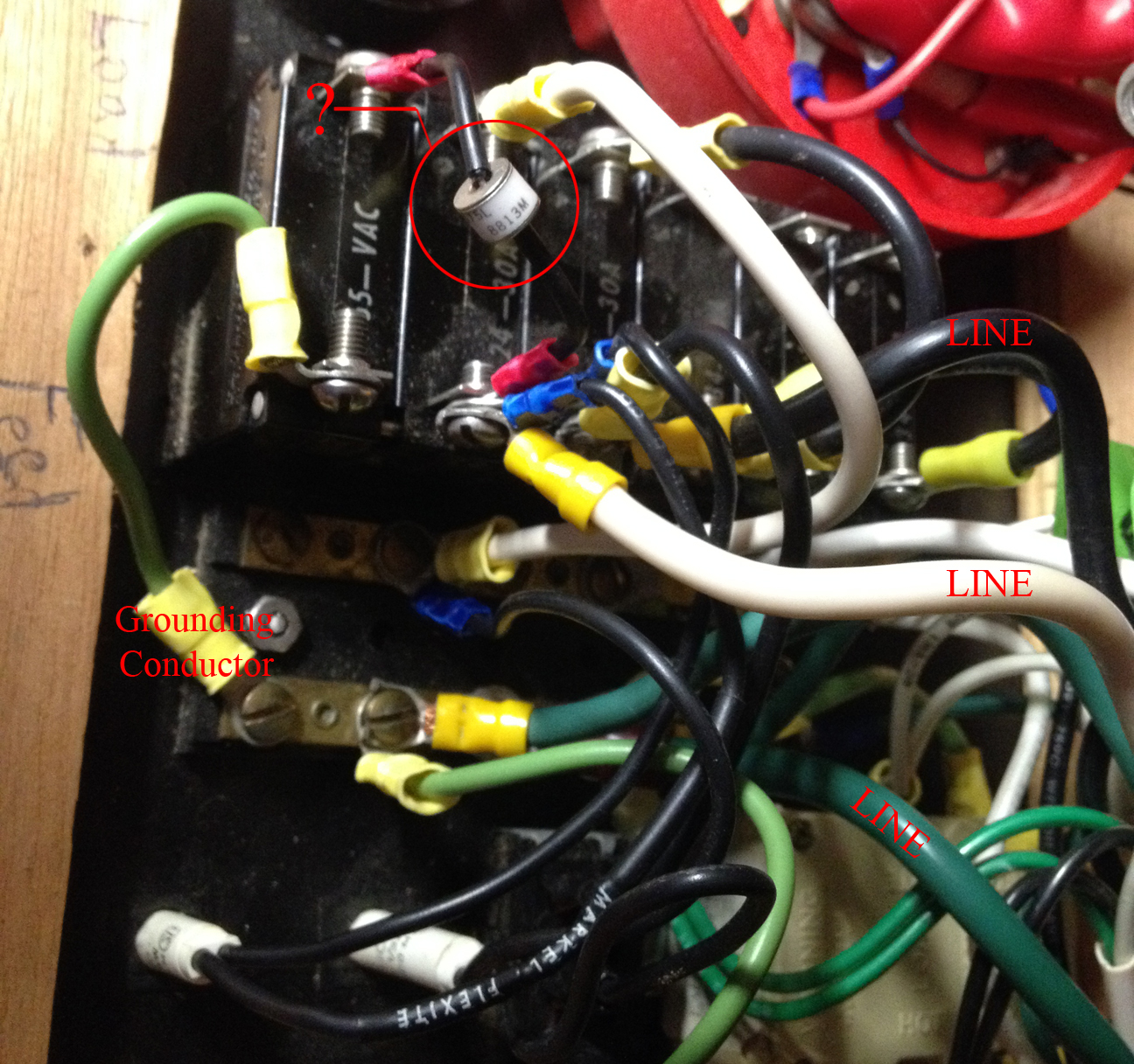 House Gfi Trips With Boat Shore Power Cord Sailboatownerscom Forums Plug Not A Socket Feeding The Ac System Acswitch