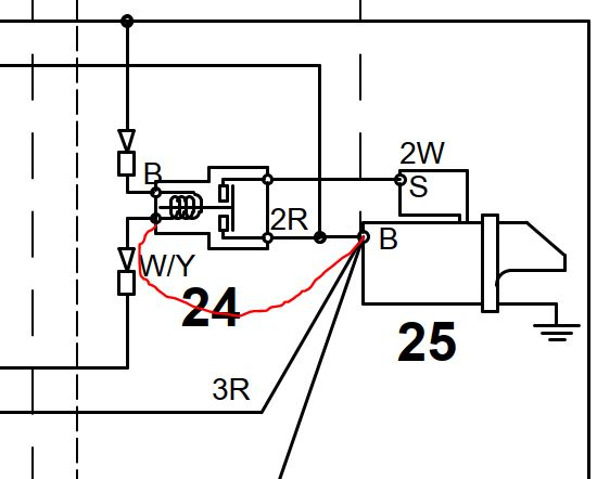 yanmar ignition wiring diagram help with my yanmar 4jh3e no start problem sailboat owners forums  help with my yanmar 4jh3e no start