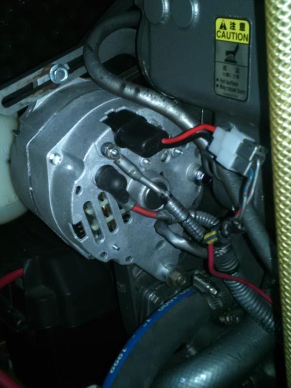High output alternator | SailboatOwners.com Forums