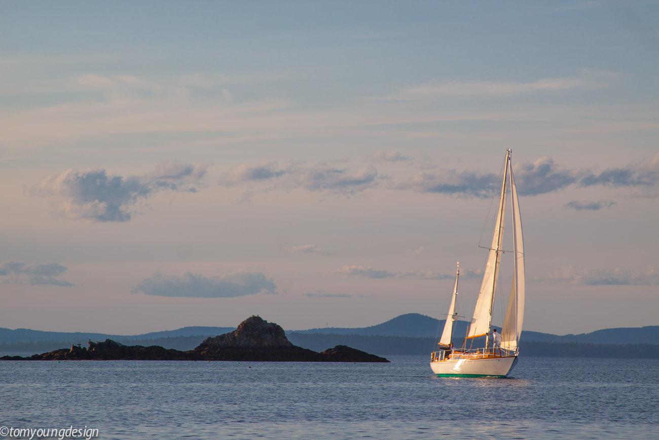 ECHO sailing into Cabot Cove.jpg