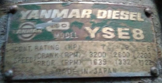 Yanmar SB8 spare parts? | Sailboat Owners Forums
