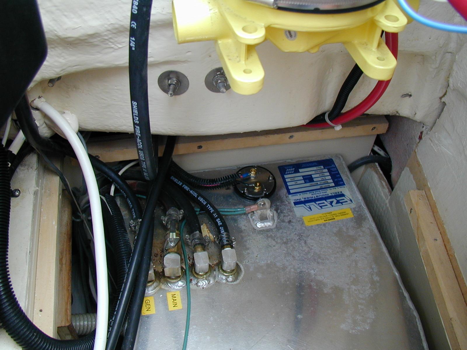 Boat Gas Tank Fuel Gauge Wiring Also Fuel Gauge Sending Unit Wiring