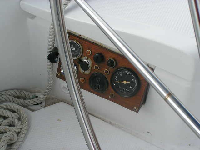 Yanmar instrument panel overhaul | SailboatOwners com Forums