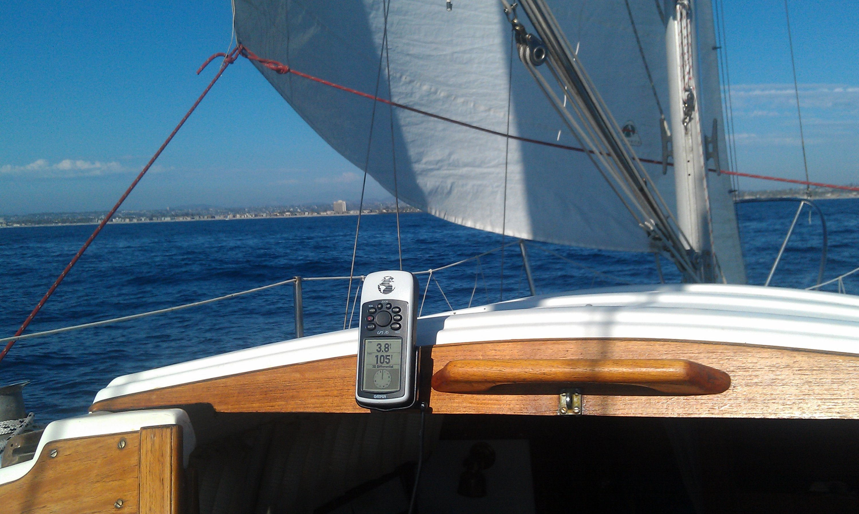 Average cruising speed? | Sailboat Owners Forums