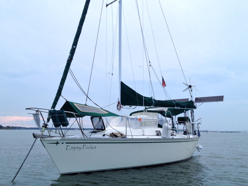 hunter 25 5 owner s manual sailboatowners com forums