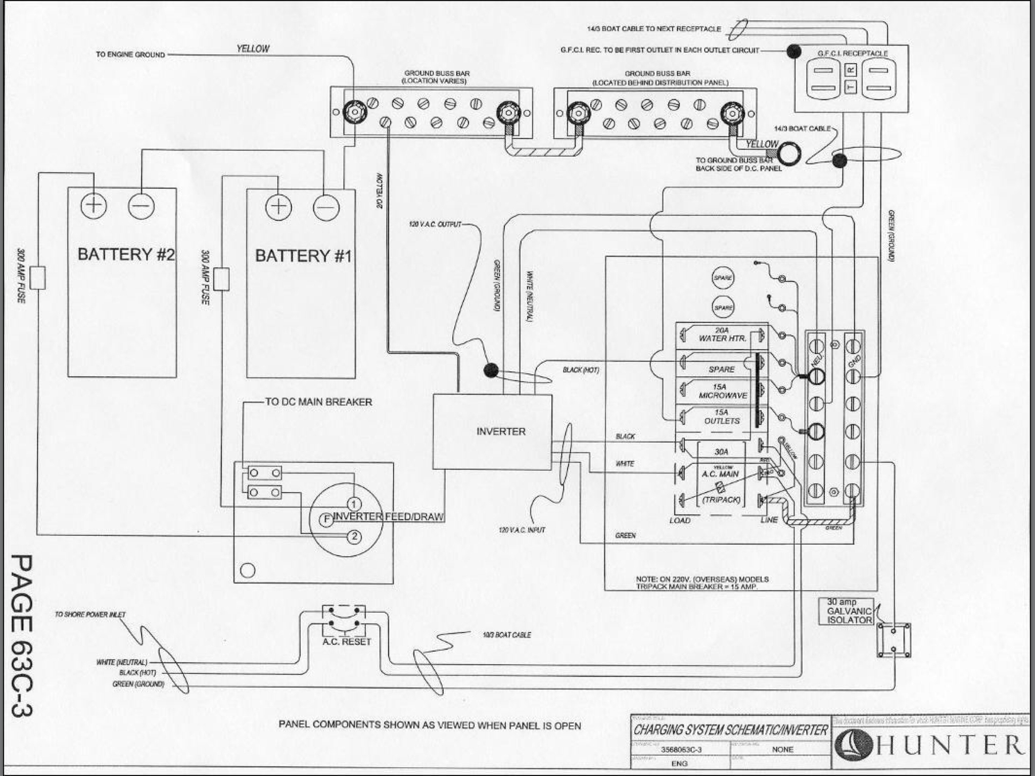 Promariner Battery Isolator Wiring Diagram 42 For A Galvanic Trips Dockside Breaker Sailboatowners Com Forums At Cita
