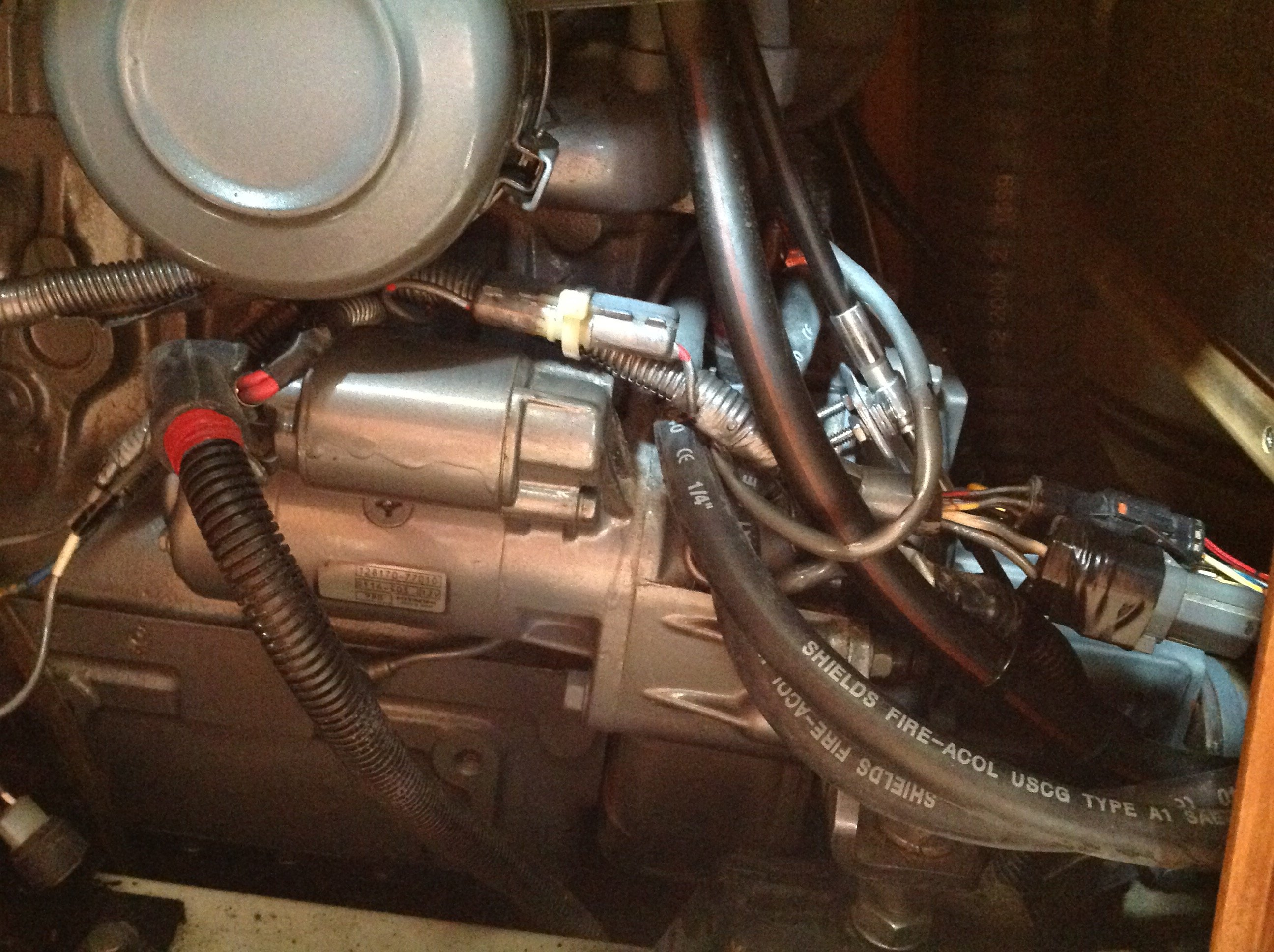 3gm30f Yanmar Starter Motor Wiring Diagram Trusted Wire Connector Sailboatowners Com Forums Cat