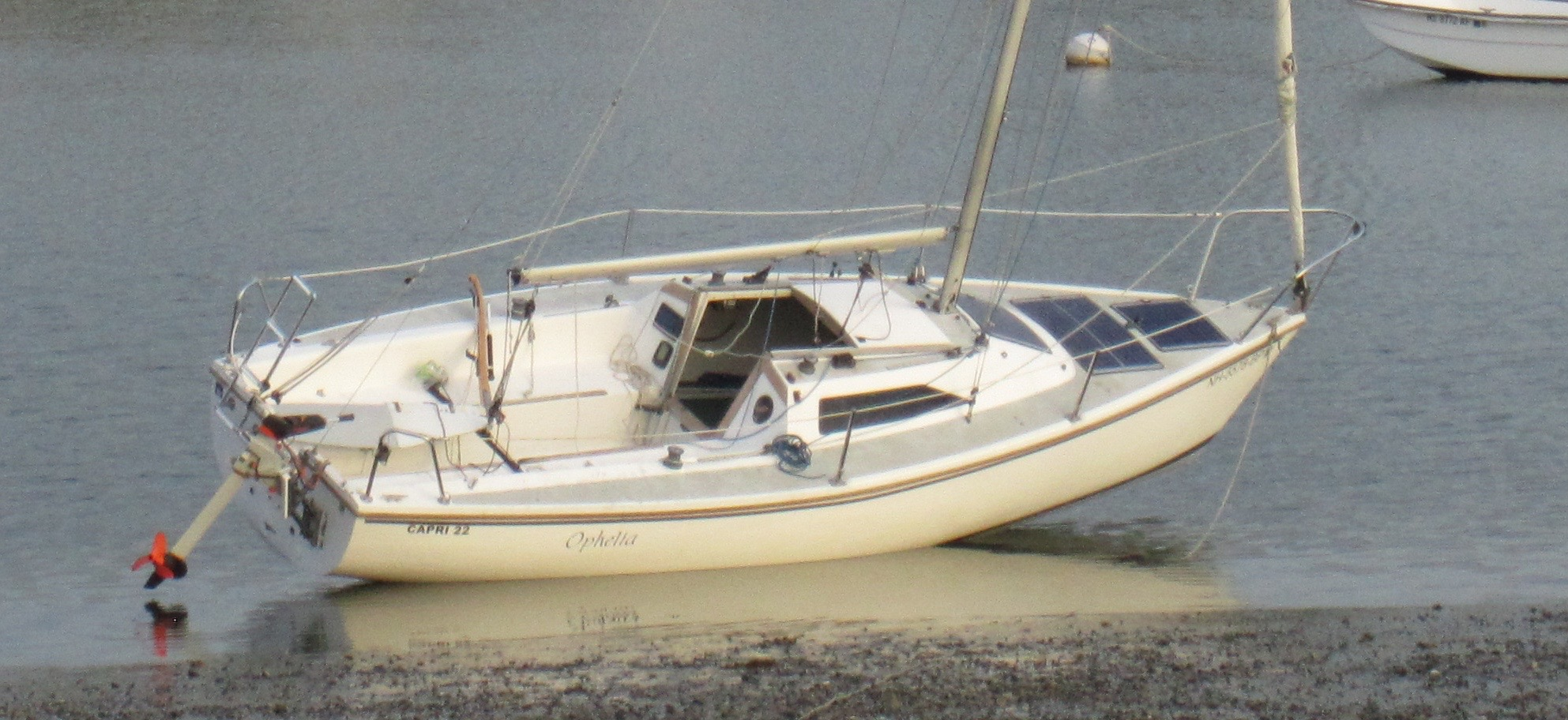 New To Me Capri 22 Owner Sailboatowners Com Forums