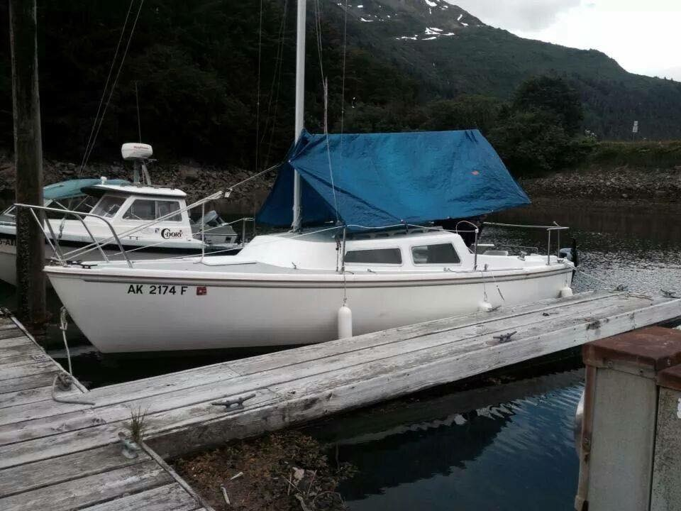 1976 Catalina 22 in Alaska | Sailboat Owners Forums