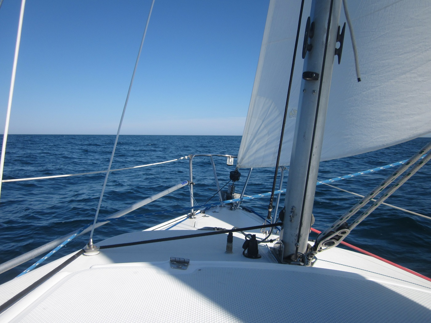 Angle of forestay | Sailboat Owners Forums