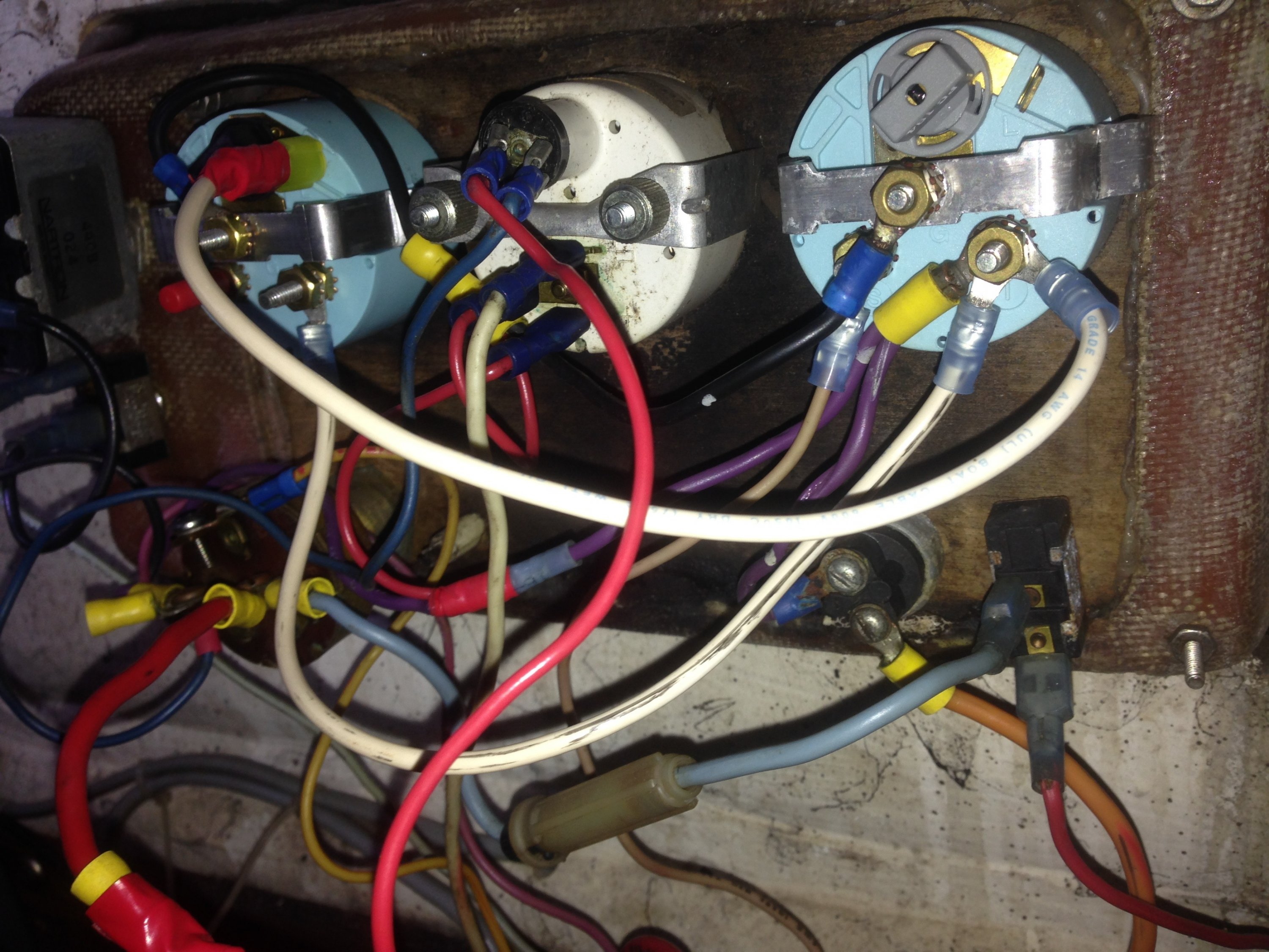 Wiring Harness Upgrade | Sailboat Owners ForumsSailboat Owners Forums