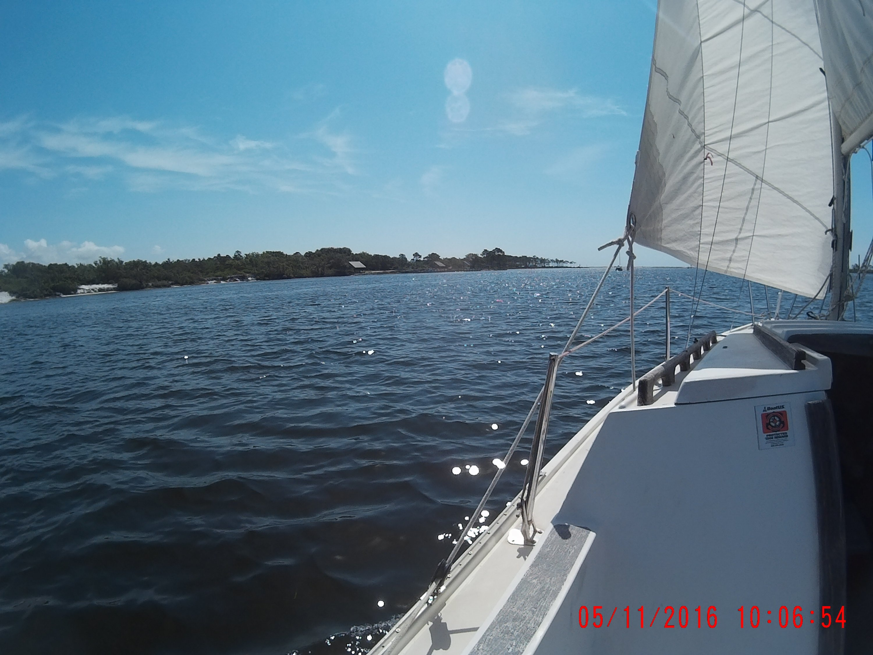 Catalina Capri 22 Rigging Diagram Trusted Wiring Diagrams Questions About The Running On A C22 Sailboatowners Com
