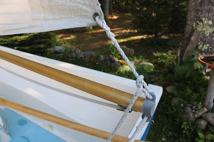 Widgeon Rigging Question | SailboatOwners com Forums