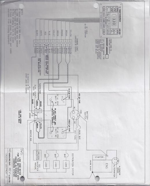 xantrex link 2000 controller and battery monitor page 2 xantrex battery monitor wiring diagram at nearapp.co