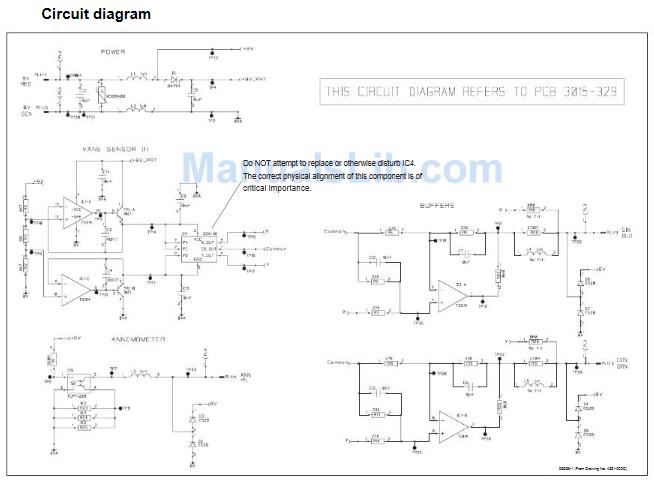 wind speed meter defect sailboatowners com forumsSt60 Wiring Diagram #18