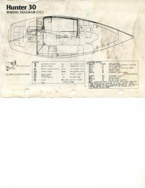 Hunter Sailboat Wiring Diagram: SailboatOwners rh:forums.sailboatowners.com,Design
