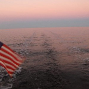 Smooth sailing on the Pamlico